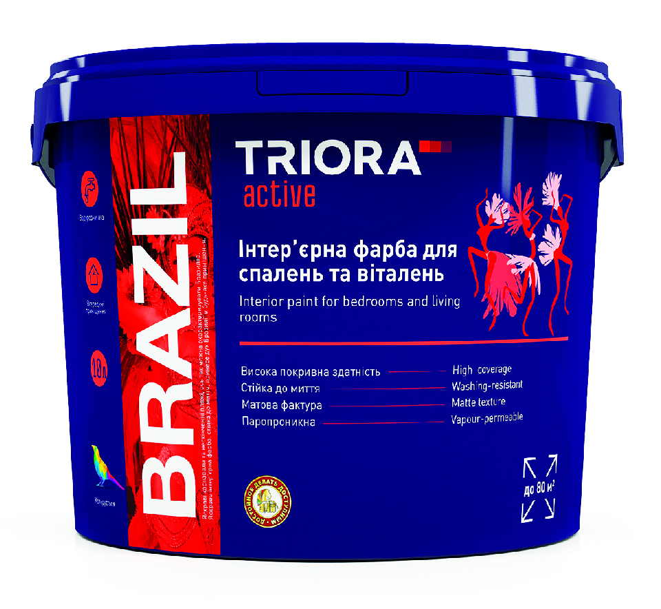 """BRAZIL"" Triora active"