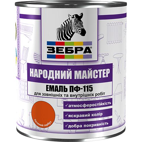 эмаль пф-115 народный мастер