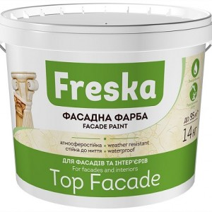 Top Facade FRESKA 12