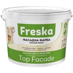 Краска фасадная акриловая Top Facade Freska