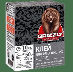 Клей для флизелиновых обоев Grizzly