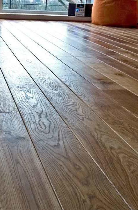 Как сделать так, чтоб деревянный пол прослужил долго