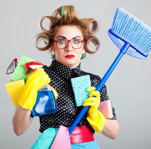 картинки уборка в доме