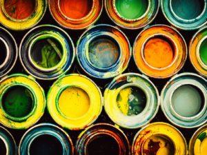 Почему важно правильно хранить краски?
