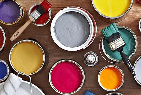 Как правильно хранить краску?