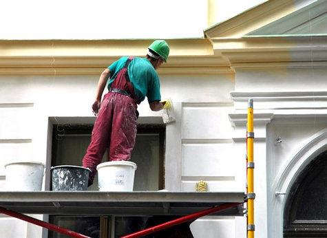 Фасадная шпатлевка: почему ее нужно использовать внутри помещений?