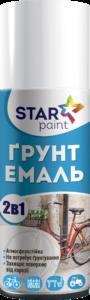 Аэрозольный эмаль-грунт Star Paint