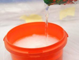 3 правила правильного разбавления красок