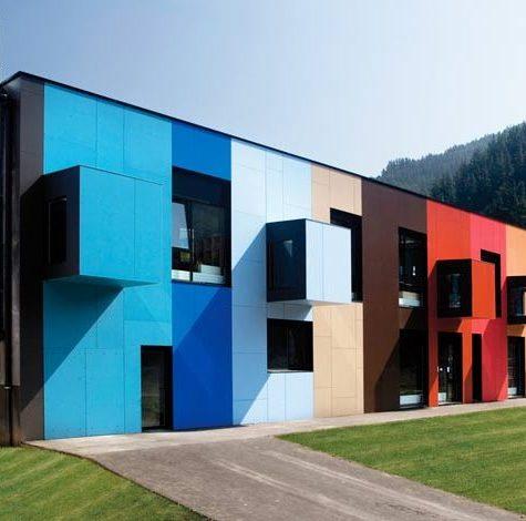 Какую краску выбрать для утепленного фасада?